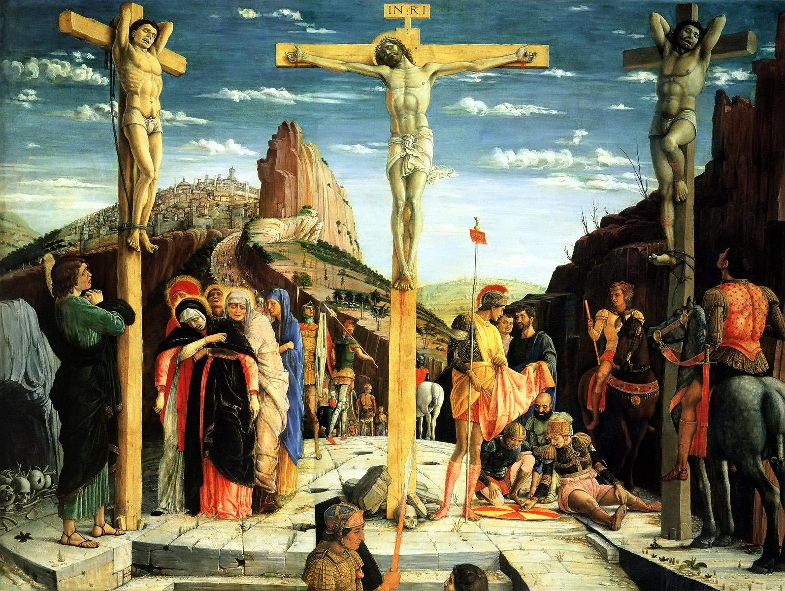 Mi Buhardilla...: Viernes Santo...Crucifixion