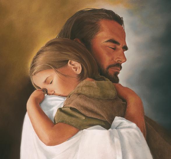 Reborn 2 Write: Jesus' Holy Hug - Testimony P2