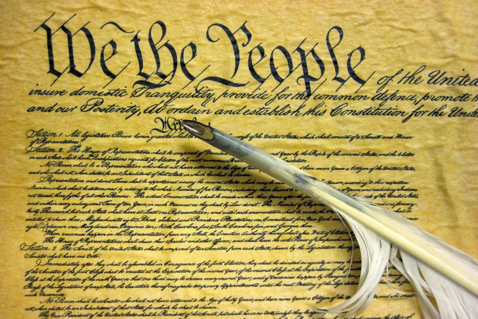 Gunston Hall Blog: Constitutional Trivia